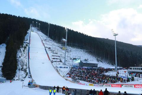 Skispringen Damen Weltcup: Neustadt statt Hinterzarten.