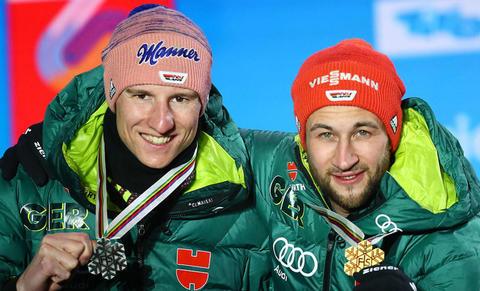 Skispringen Weltcup 2020/2021 - die Favoriten