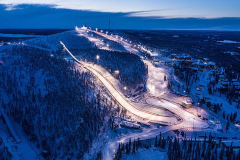 Skispringen Saison 2020/2021 - der Video-Trailer