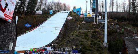 Programm FIS Skisprung-Weltcup in Wisla