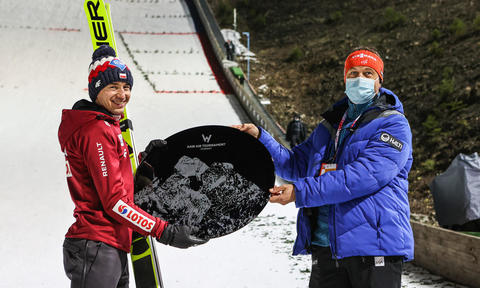 Skispringen Weltcup-Auftakt in Wisla LIVE