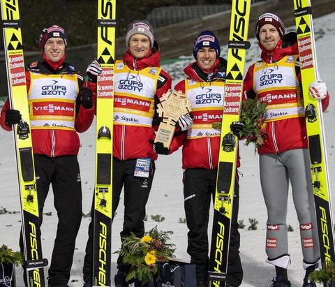 Österreich gewinnt beim Saisonstart