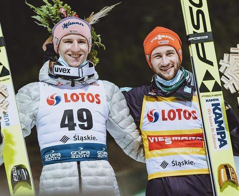 Traumstart in den Winter für die deutschen Skispringer