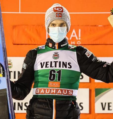 Erster Weltcupsieg für Halvor Egner Granerud
