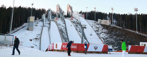 Programm FIS Weltcup in Nizhny Tagil
