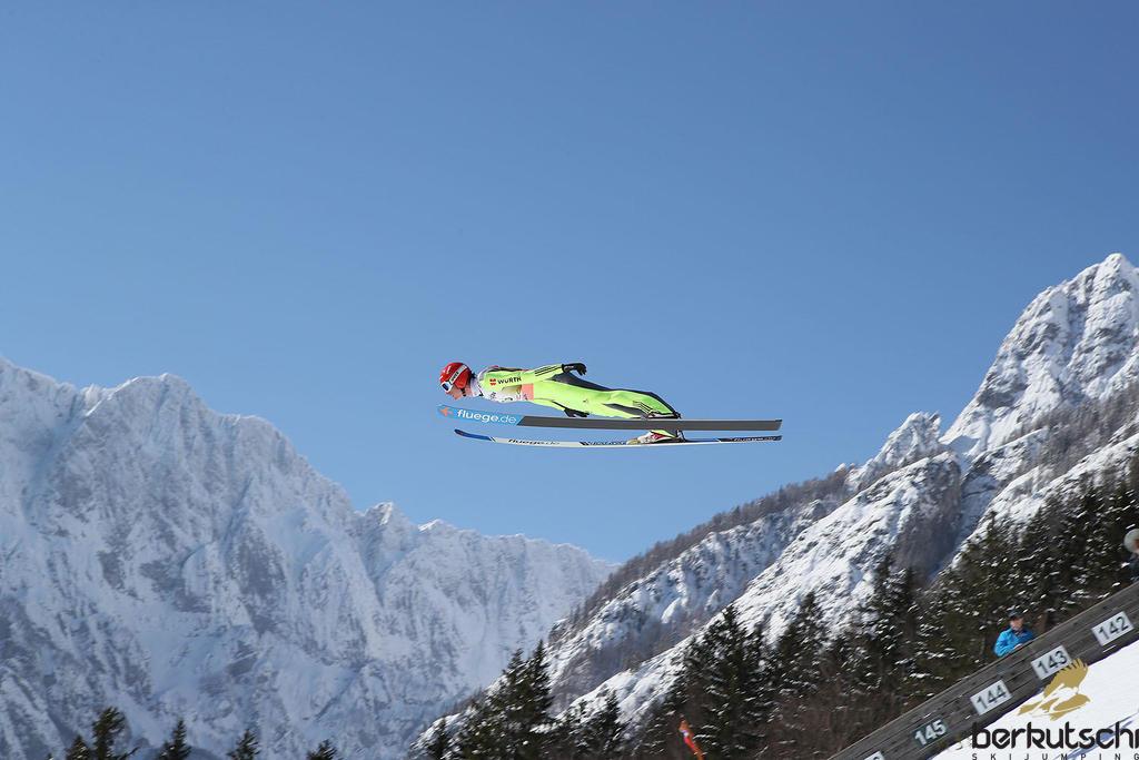 Skispringen Skifliegen Unterschied