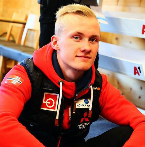 Thomas Aasen Markeng zurück im Weltcup