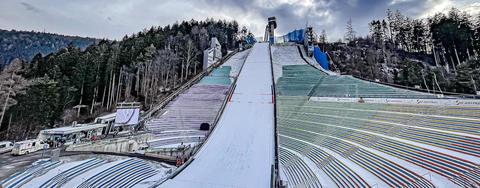 COC Skispringen in Innsbruck live
