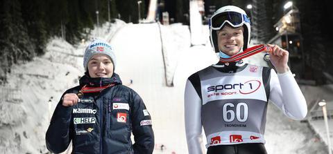 Ladehaug und Kvandal gewinnen norwegische Meisterschaften