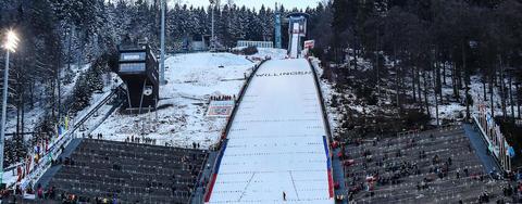 Programm FIS Weltcup Willingen, Titisee-Neustadt