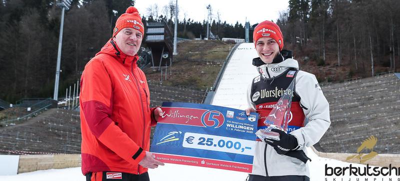 Preisgeld Skispringen
