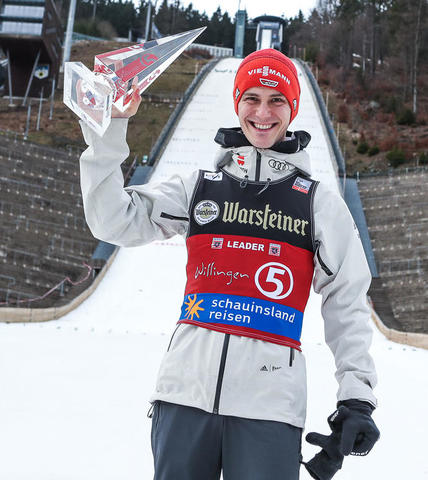 Skispringen Weltcup: Willingen/6 - Preisgeld satt