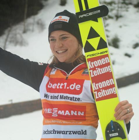 Marita Kramer gewinnt in Titisee-Neustadt