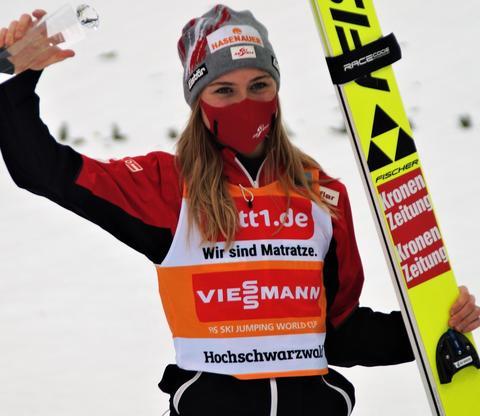 Doppelsieg für Marita Kramer in Neustadt