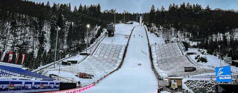 COC Skispringen in Willingen live