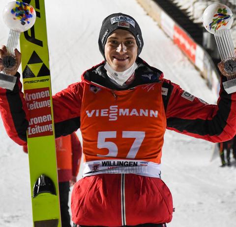 COC-M: Ulrich Wohlgenant dominiert an Tag 1 in Willingen