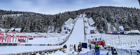 Programm FIS Weltcup Zakopane