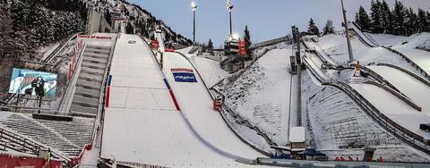 Program Mistrzostw Świata w Oberstdorfie