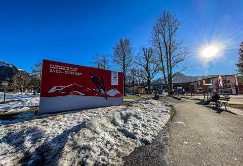 Nordische Ski WM beginnt in Oberstdorf