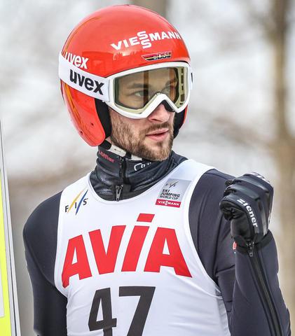 Eisenbichler najlepszy na treningach w Oberstdorfie