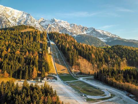 ÖSV bewirbt sich um Skiflug-WM 2024