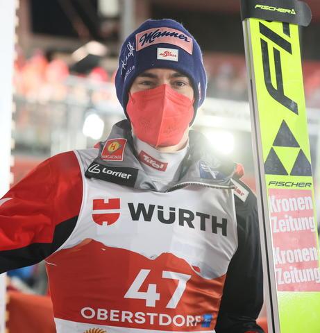 Stefan Kraft gewinnt Qualifikation von der Großschanze