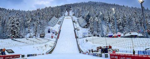 COC Skispringen in Zakopane live
