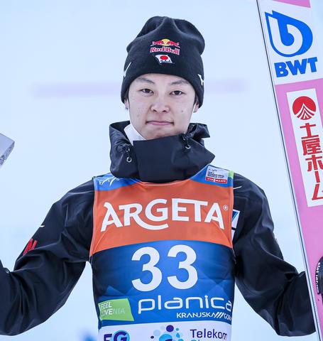 Ryoyu Kobayashi fliegt zum Sieg in Planica
