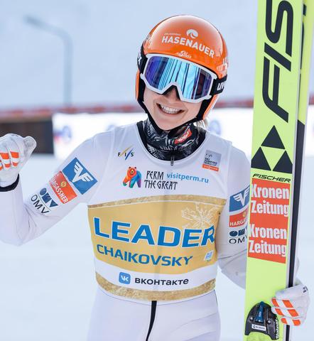 Marita Kramer gewinnt erneut