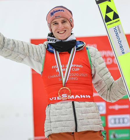 Geiger gewinnt Finale und Skiflugweltcup