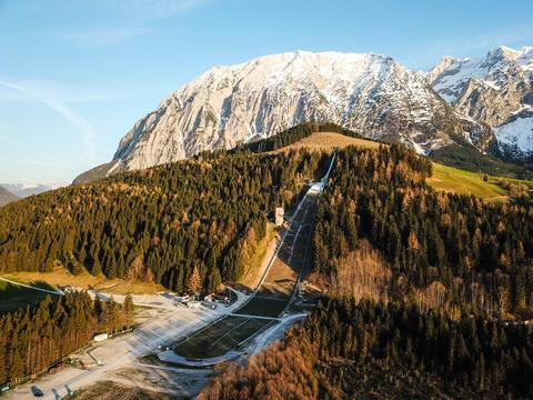 Skiflug WM 2024 in Bad Mitterndorf