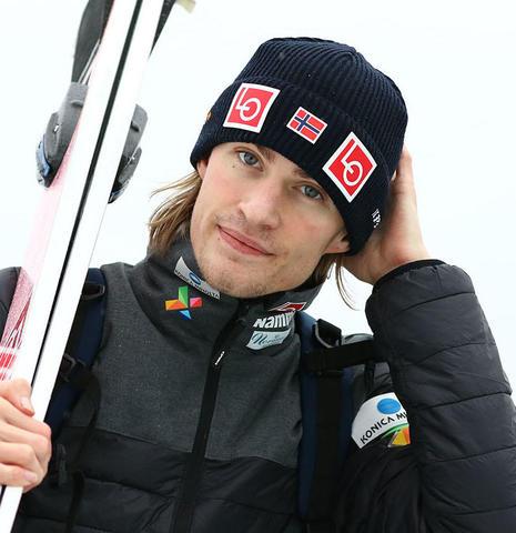 Daniel Andre Tande ist zurück in Norwegen.