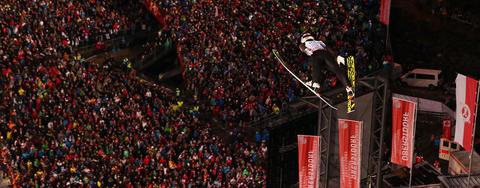 スキージャンプ夏・冬の競技日程発表