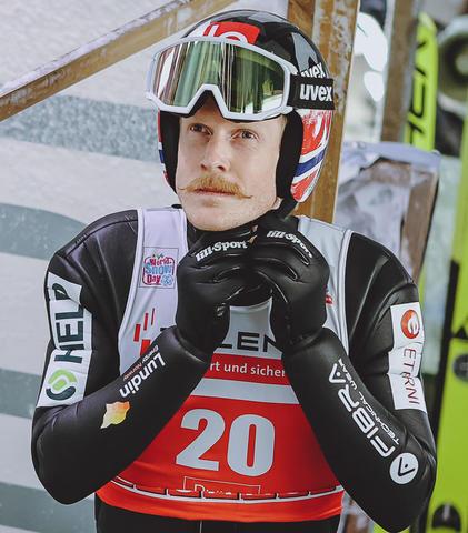 Robert Johansson am Rücken operiert