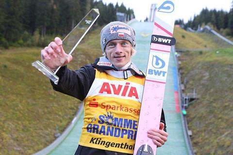 Grand Prix der Skispringer beginnt in Wisla