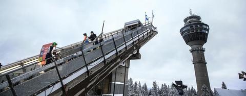COC Skispringen in Kuopio live
