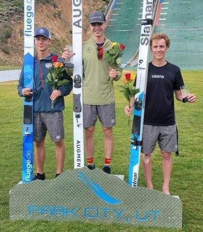 Casey Larson und Annika Belshaw gewinnen US-Meisterschaften