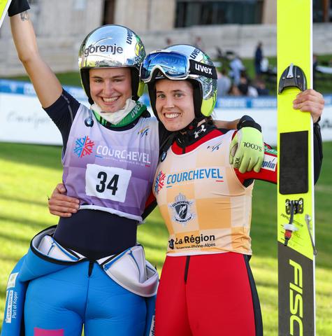 サマーグランプリ女子 ボガタイが3連勝