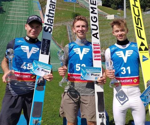 COC-M: Erster Sieg für Daniel Tschofenig