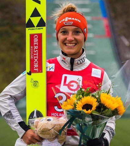PK - Katharina Althaus ponownie niepokonana w Oslo