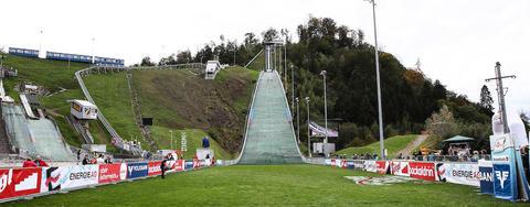 Программа Гран-при по прыжкам с трамплина в Хинценбахе (Австрия)