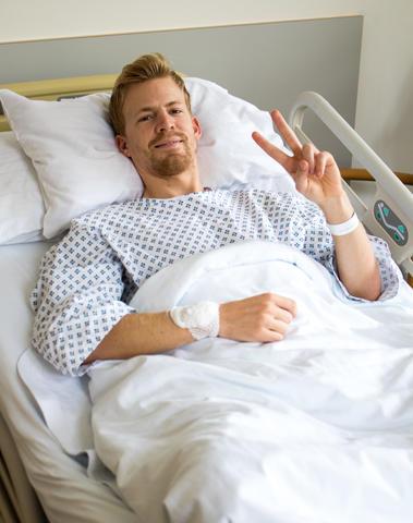 У Михаэля Хайбёка диагностирована грыжа межпозвоночного диска