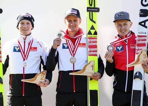 Österreich, die Schweiz, Finnland und Italien küren nationale Meister